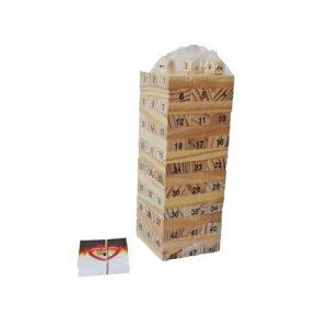 המגדל הלוהט ג'נגה ג'נגה