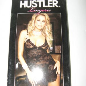 שמלת תחרה מיני - Hustler