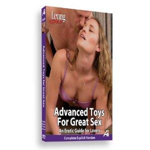 צעצועים מתקדמים לסקס נהדר! מדריך ארוטי לאוהבים