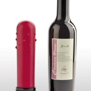 ויברטור- בקבוק היין
