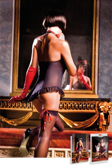 בייבי דול הנסיכה המפתה - baci lingerie