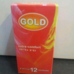 קונדומים GOLD איכותיים