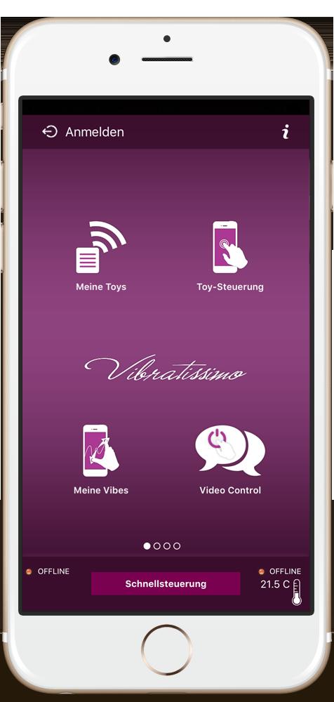 השרביט עם אפליקציה